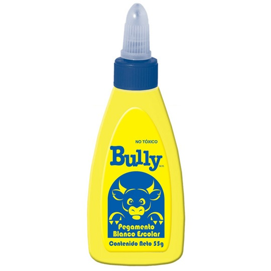 PEGAMENTO LIQUIDO HENKEL BULLY COLOR BLANCO 55 GR