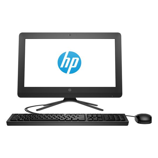ALL IN ONE HP 205 G3 AMD E2-9000 RAM DE 4 GB DD 1 TB