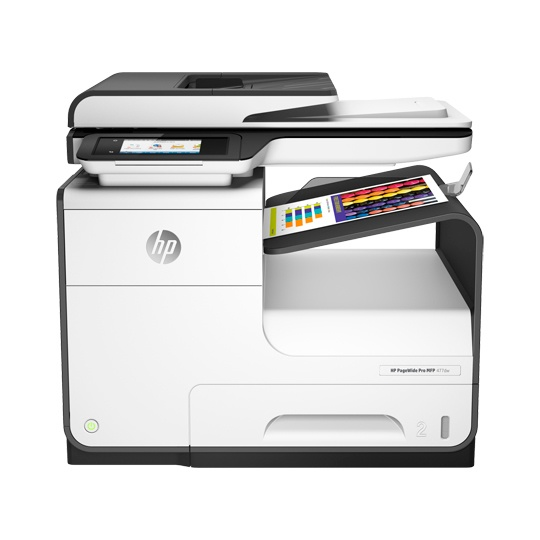 MULTIFUNCIONAL HP PAGEWIDE PRO 477DW INYECCION DE TINTA COLOR