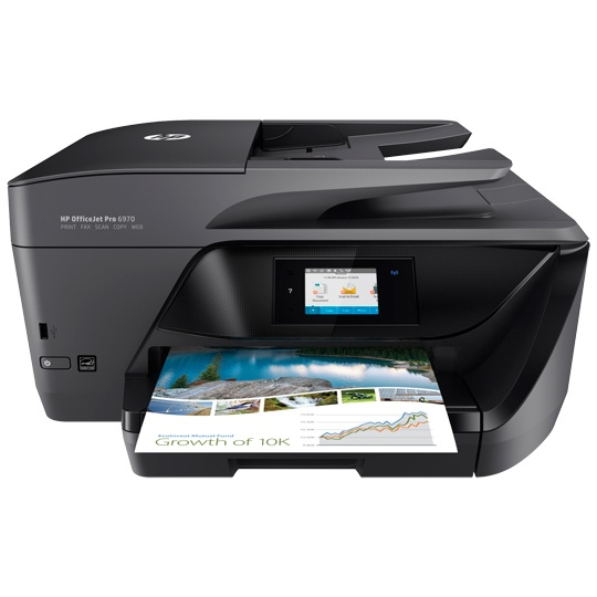 MULTIFUNCIONAL HP OFFICEJET PRO 6970 INYECCION DE TINTA COLOR