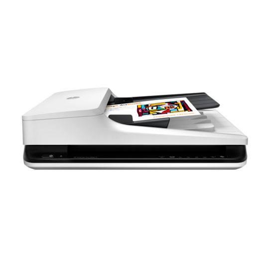 ESCANER HP SCANJET PRO 2500 F1 L2747A 600 X 600 DPI