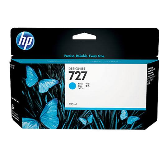 TINTA HP B3P19A 727 COLOR CYAN