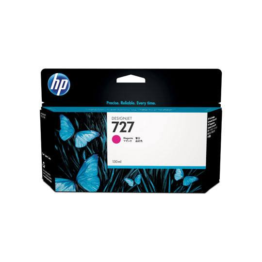 TINTA HP B3P20A 727 COLOR MAGENTA