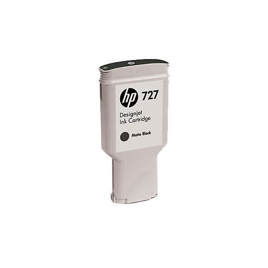TINTA HP C1Q12A 727 COLOR NEGRO
