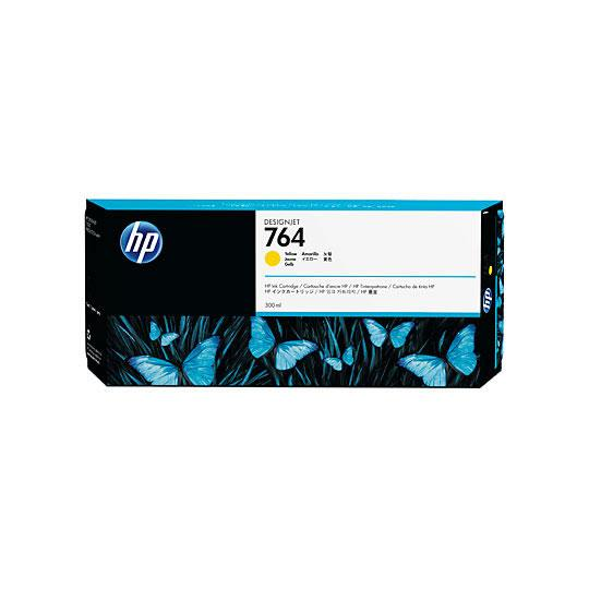 TINTA HP C1Q15A 764 COLOR AMARILLO