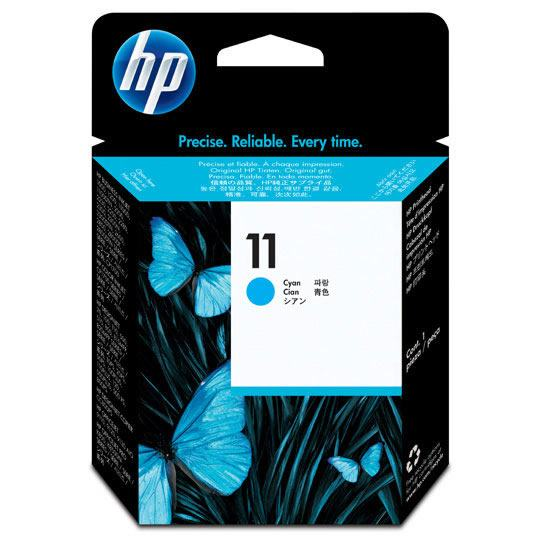 TINTA HP C4811A 11 COLOR CYAN