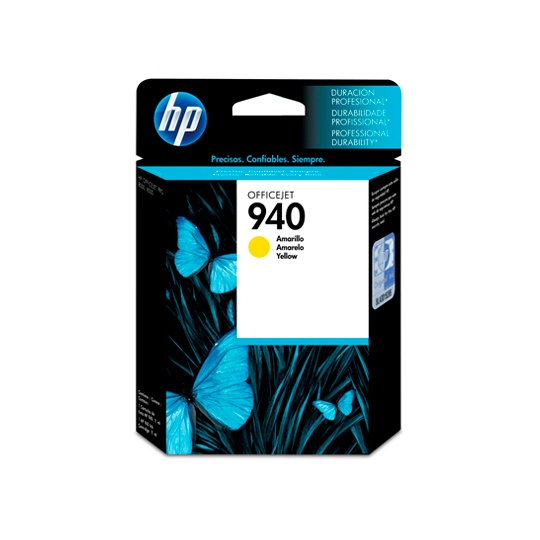 TINTA HP C4905AL 940 COLOR AMARILLO