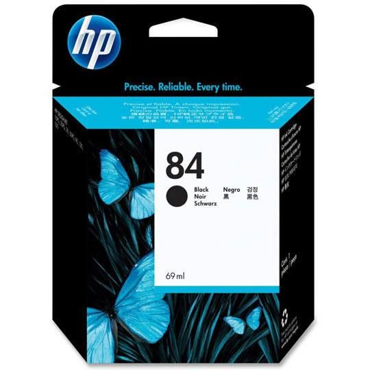 TINTA HP 84 C5016A COLOR NEGRO