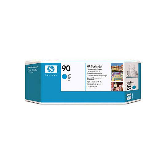 TINTA HP C5055A 90 COLOR CYAN