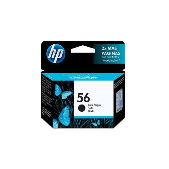 TINTA HP C6656AL 56 COLOR NEGRO