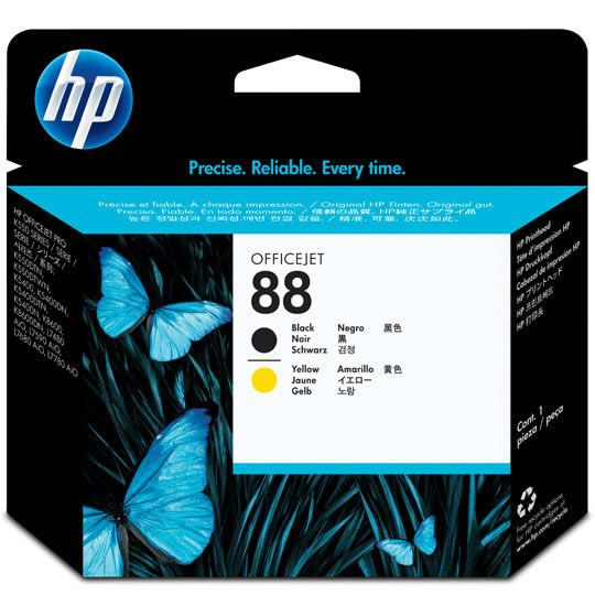 TINTA HP C9381A 88 COLOR AMARILLO