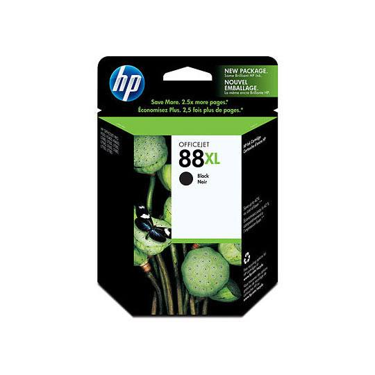 TINTA HP 88XL C9396AL COLOR NEGRO