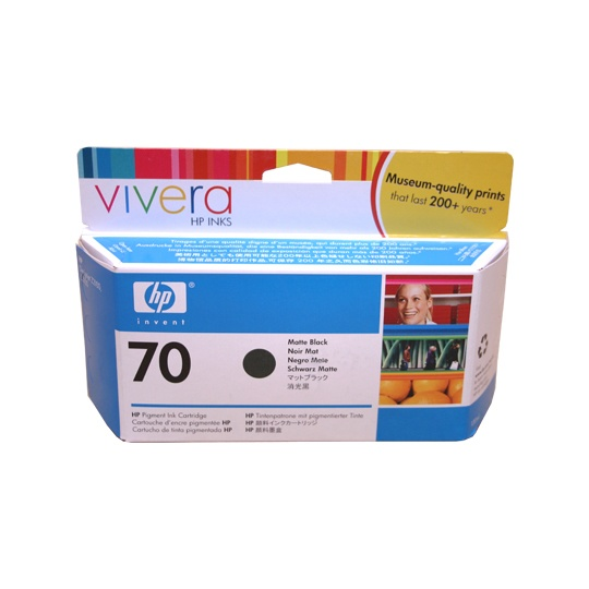 TINTA HP C9448A 70 COLOR NEGRO