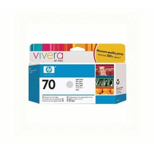 CARTUCHO DE TINTA HP 70 GRIS ORIGINAL C9451A