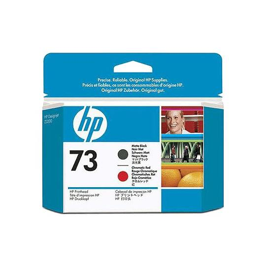 TINTA HP CD949A 73 COLOR NEGRO Y ROJO