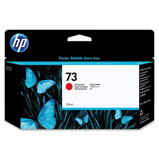 TINTA HP CD951A 73 COLOR ROJO