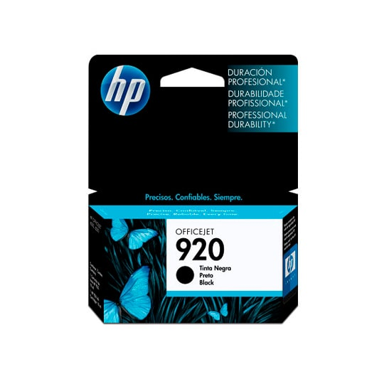 TINTA HP CD971A 920 COLOR NEGRO
