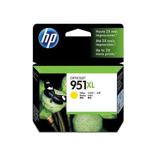TINTA HP CN048AL 951XL COLOR AMARILLO