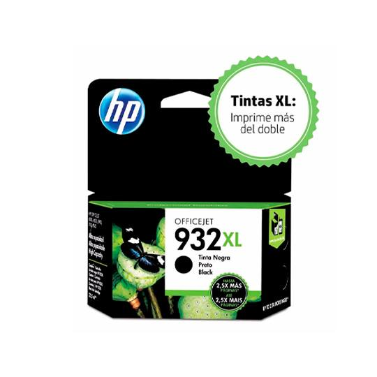 TINTA HP CN053AL 932XL COLOR NEGRO