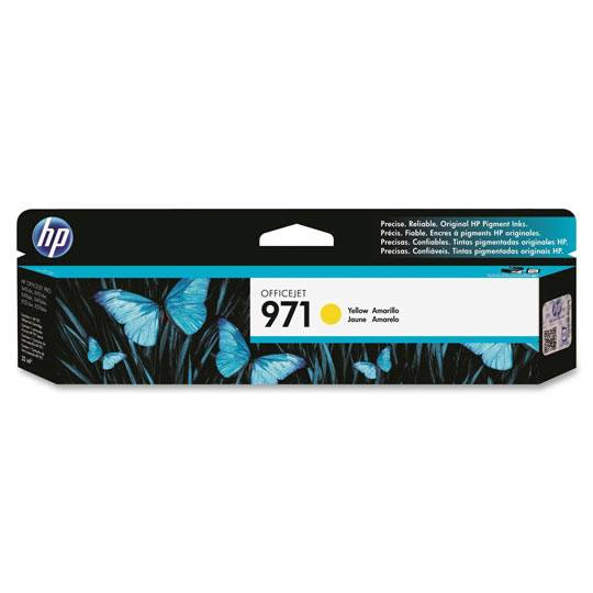 TINTA HP CN624AM 971 COLOR AMARILLO