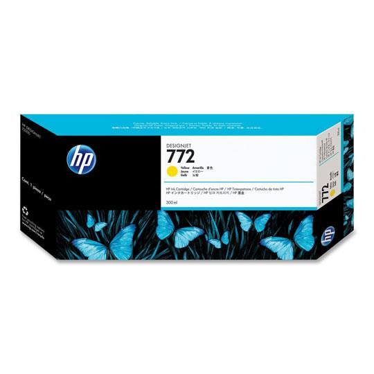 TINTA HP CN630A 772 COLOR AMARILLO
