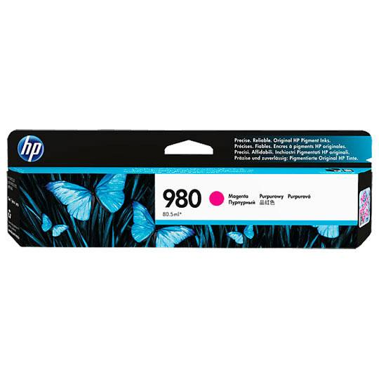 Hp 980 magenta original ink cartridge