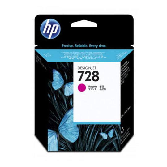 Hp 728 40-ml magenta designjet ink ca