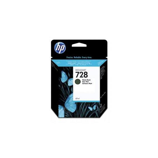 Hp 728 69-ml matte black designjet ink c