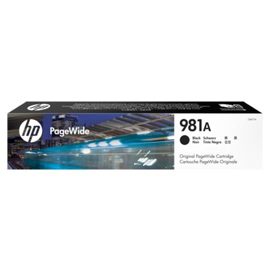 CARTUCHO DE TINTA HP 981A NEGRO ORIGINAL J3M71A