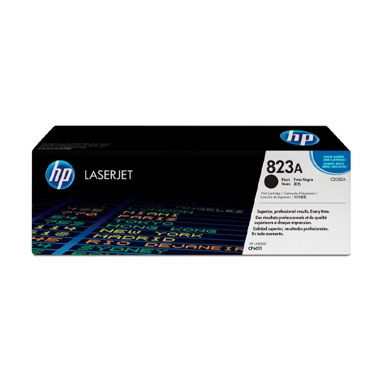 TONER HP 823A CB380A COLOR NEGRO