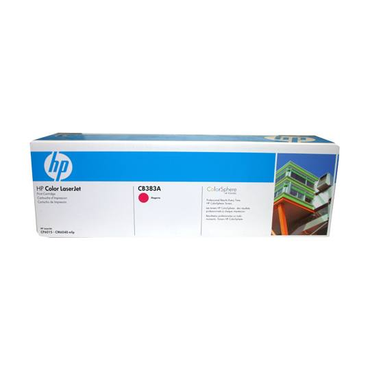 TONER HP 824A CB383A COLOR MAGENTA