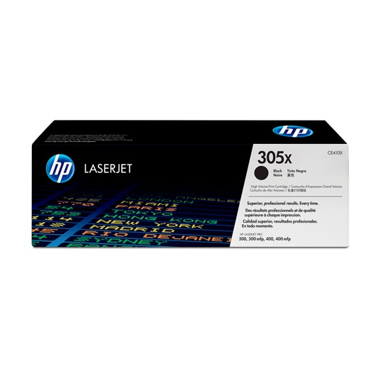 TONER HP 305X CE410X COLOR NEGRO