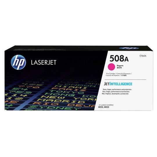 TONER HP 508A CF363A COLOR MAGENTA