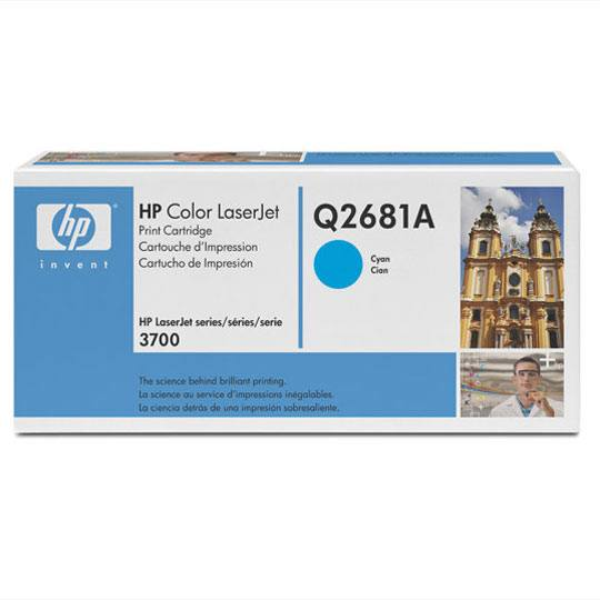 TONER HP Q2681A Q2681A COLOR CYAN
