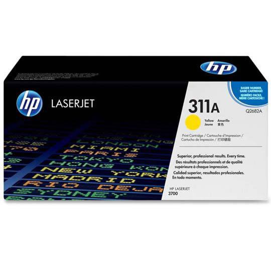 TONER HP 311A Q2682A COLOR AMARILLO