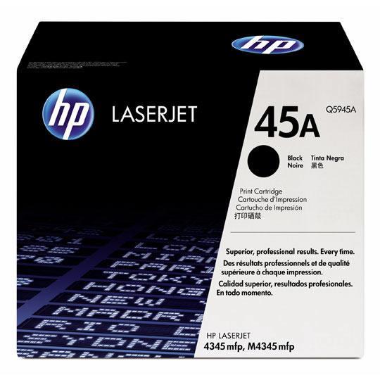 TONER HP NEGRO HP 45A Q5945A CAPACIDAD EST?NDAR
