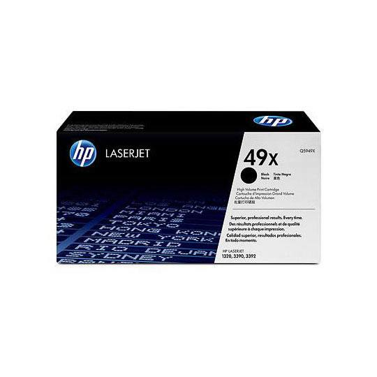 TONER HP 49X Q5949X COLOR NEGRO