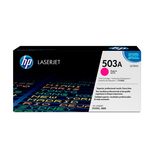 TONER HP Q7583A Q7583A COLOR MAGENTA