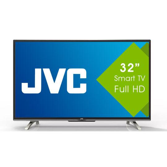 PANTALLA SMART TV LED JVC SI32HS RESOLUCIÓN HD DE 32 PULGADAS