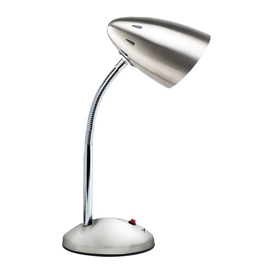 LAMPARA LED DE ESCRITORIO ACCO SWINGLINE BL-25 TIPO METALICA