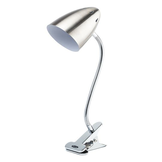 LAMPARA LED DE ESCRITORIO ACCO SWINGLINE CL-29 TIPO METALICA