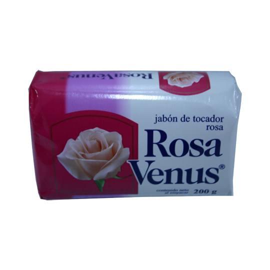 JABON DE TOCADOR ROSA VENUS 200 GR