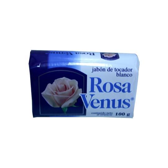 JABON DE TOCADOR ROSA VENUS 100 GR