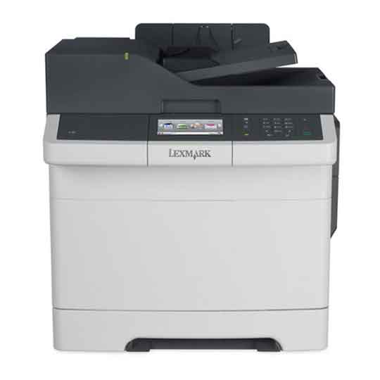 MULTIFUNCIONAL LEXMARK CX410DE LASER COLOR