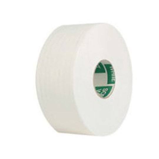PAPEL HIGIENICO BOBINA SOFT AND WHITE H09181 JR HOJA DOBLE DE 180 M X9 CM 12 PZAS
