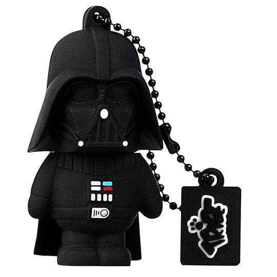 MEMORIA USB 2.0 MANHATTAN STAR WARS DARTH VADER DE 8 GB NEGRO