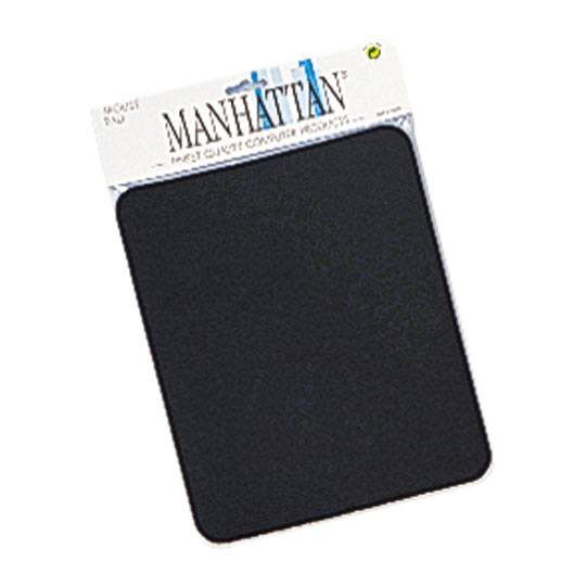 MOUSEPAD SENCILLO MANHATTAN 423533 COLOR NEGRO