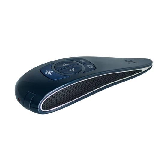 PRESENTADOR LASER PERFECT CHOICE PC-044581 CONEXION USB COLOR AZUL