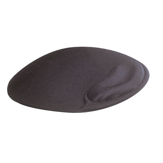 MOUSEPAD DE GEL PERFECT CHOICE ERGOGEL COLOR NEGRO