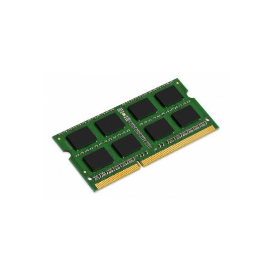 MEMORIA RAM TIPO GENERICA KINGSTON DE 2 GB EMBALAJE SODIMM TECNOLOGIA DDR3L VELOCIDAD DE 1600 MHZ